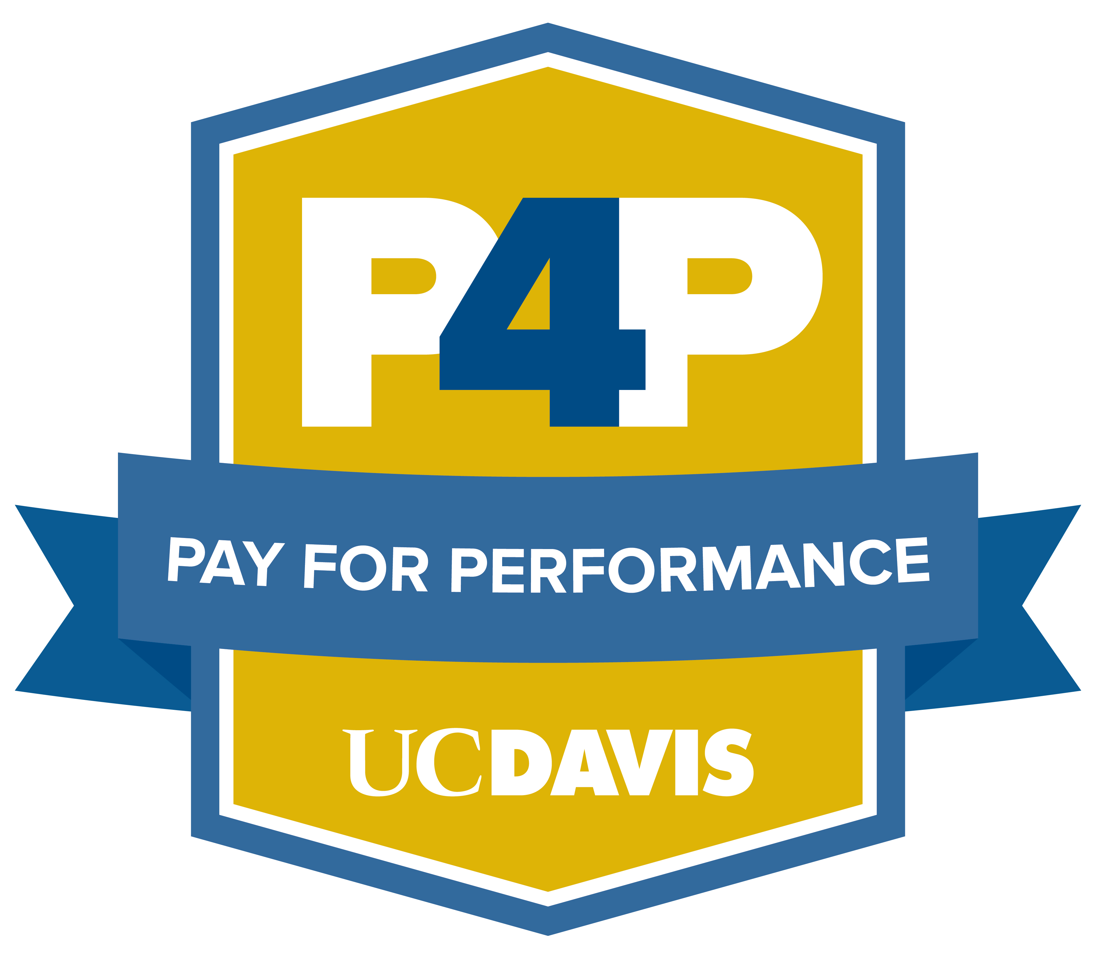 logo for uc davis pay for performance program